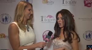 Pink Tie with Elisa Destefano
